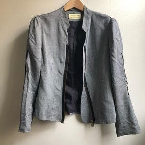 Jackets & Blazers - Petit Oyster zippered blazer